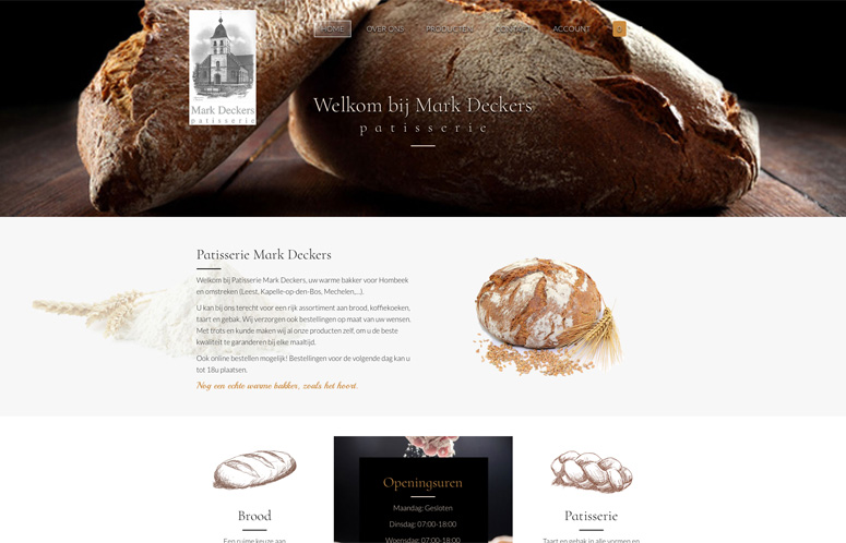 Patisserie Mark Deckers