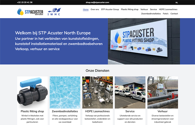 IWMC -STP Acuster North Europe